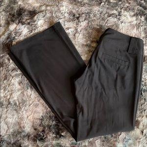 🔥3/$20 Ladies H&M black flared dress pants